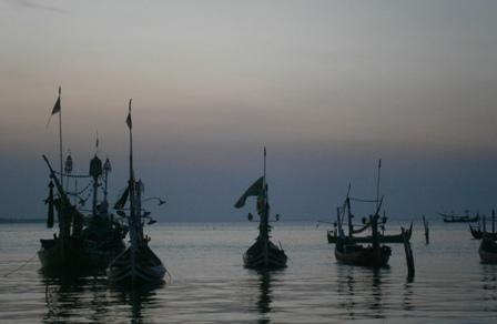 Kiara: nelayan rugi miliaran rupiah