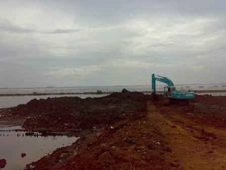 Menanti Banjir tak Luluhlantakkan Jakarta Lagi