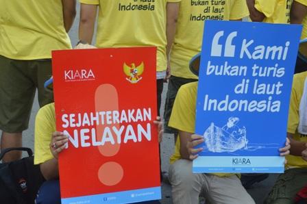 Kiara: pengelolaan perikanan masih pro-asing