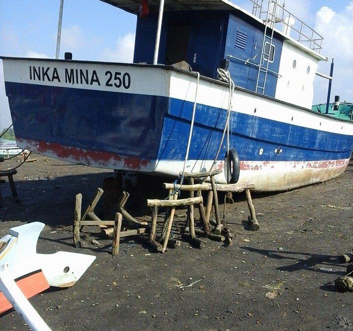 Pembangunan dan Pengelolaan Kapal Inka Mina Rugikan Negara