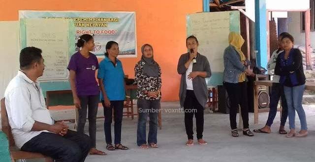 Perempuan Nelayan Sikka Dirikan Organisasi