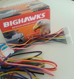 2014 base soul keyless entry install 1 bighawk alarm wires  [ 799 x 1066 Pixel ]
