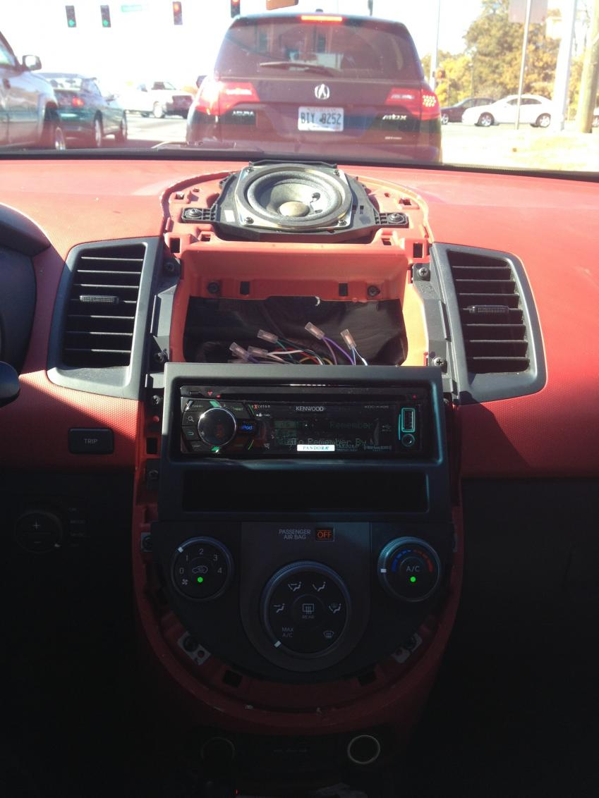 hight resolution of  replace door speakers and head unit 2010 kia soul with pictures img 5889 jpg