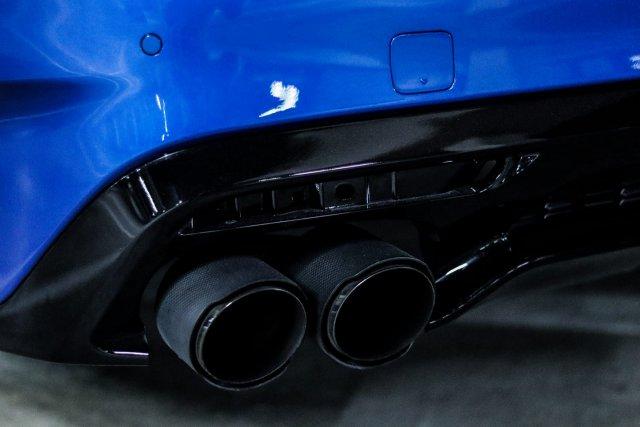 your exhaust tips kia stinger forum