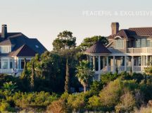Kiawah Real Estate company lists luxury homes, eco ...