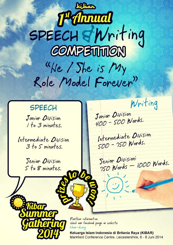 KIBAR-speech-writing-competition-poster