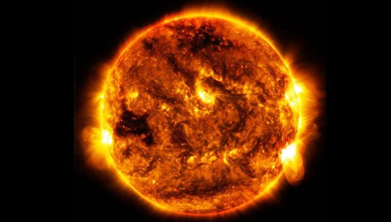 Ο καιρός-στόχος της NASA για τον καιρό στον Ήλιο