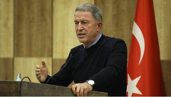 """""""Η Κύπρος είναι εθνικό ζήτημα για εμάς …"""""""