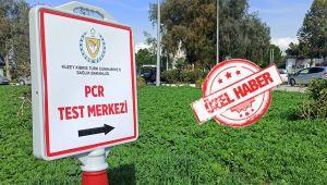 Οι προσωπικές πληροφορίες μεταφέρονται λανθασμένα στο κέντρο PCR, σε θετικές περιπτώσεις