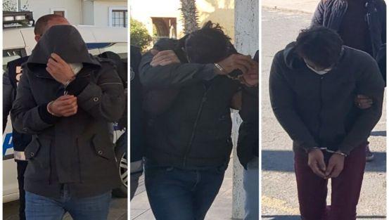 Οι ύποπτοι για βιασμό θα κρατηθούν για άλλες 6 ημέρες: η έκφραση άλλαξε για τρίτη φορά
