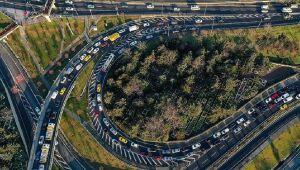 Ο αριθμός των ταξινομημένων αυτοκινήτων στην κυκλοφορία στην Τουρκία αυξήθηκε κατά 8,5 εκατομμύρια για 19 χρόνια