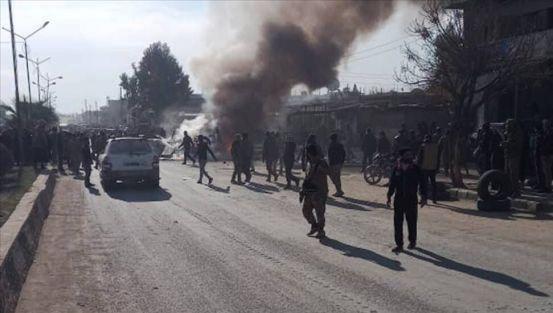 2 παιδιά σκοτώθηκαν, 4 άμαχοι τραυματίστηκαν σε βομβιστική επίθεση στο Ρασσαγιάν