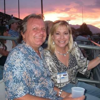 Steve Miller & Lauren Brandt