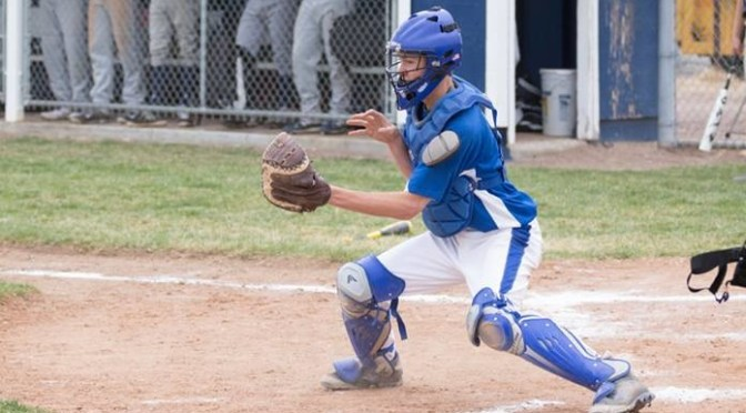 Bishop Baseball opens with win