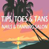 Tips Toes and Tans