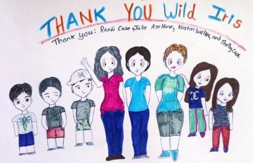 Wild Iris Fundraisers
