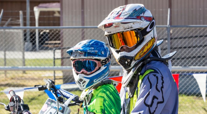 Bishop Motocross at the Fairgrounds