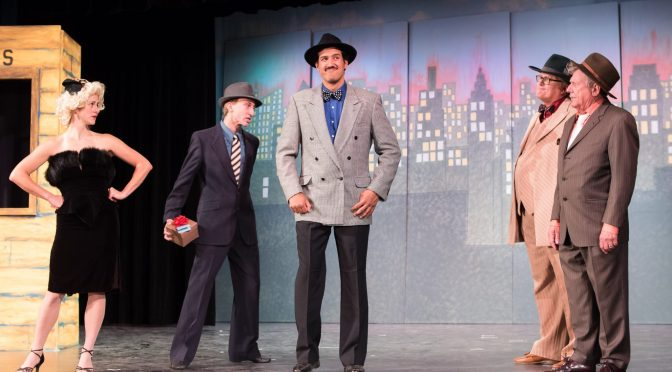 """Guys and Dolls"" Opening Friday"