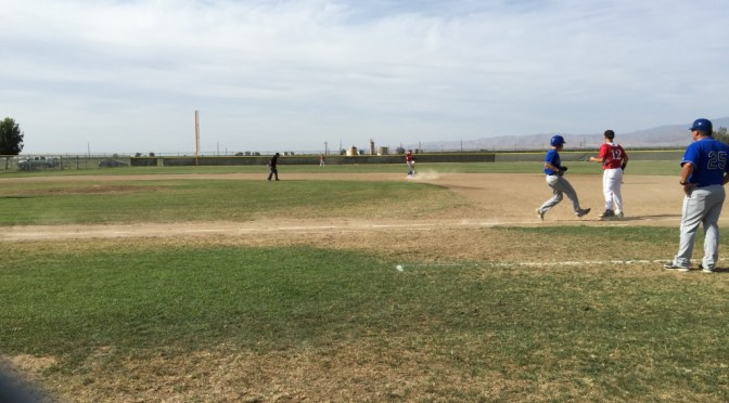 Bronco Baseball season ends at Arvin