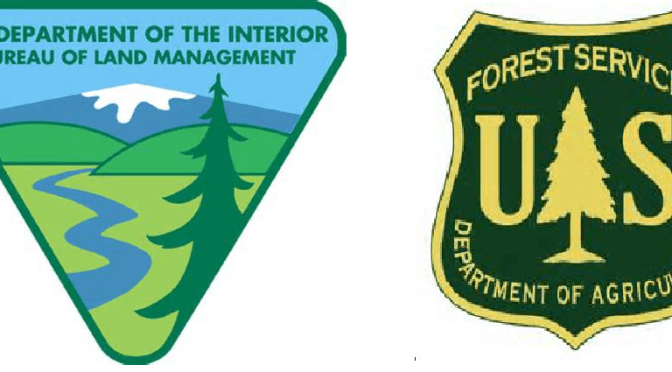 BLM and FS Fire Restrictions