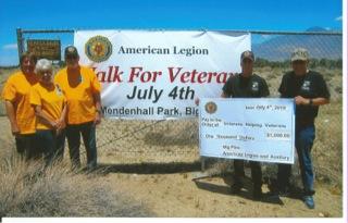 Walk For Veterans