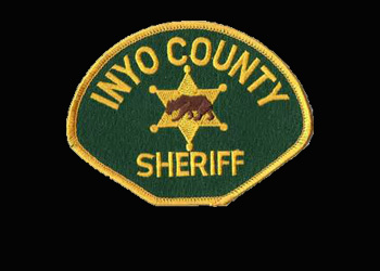 INYO SHERIFFS REQUEST ASSISTANCE