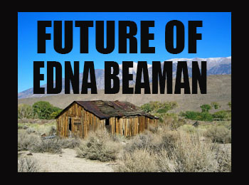 THE FUTURE OF EDNA BEAMAN