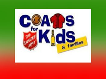 13th ANNUAL COATS FOR KIDS