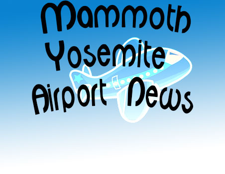 MAMMOTH YOSEMITE AIRPORT