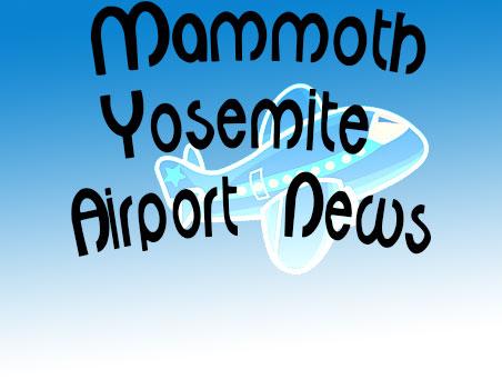 MAMMOTH YOSEMITE AIRPORT