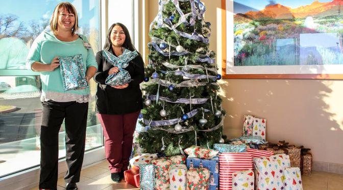 NIHD Employees Spread Christmas Cheer