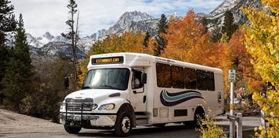 BISHOP CREEK TRANSIT