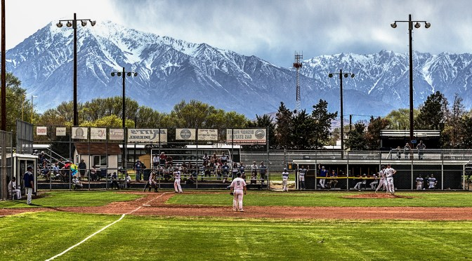BRONCO BASEBALL VS KERN VALLEY