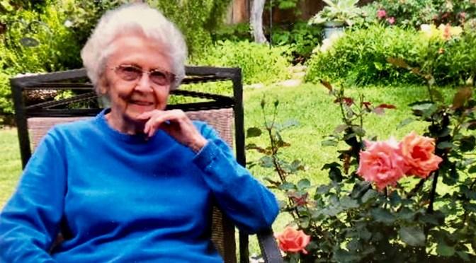 Ella Scott Calkins Obituary