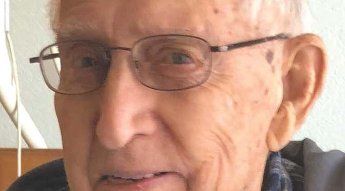 Alois Benedict Coufal Obituary