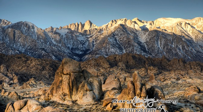 Bureau of Land Management to Discuss Management Plan for the Alabama Hills