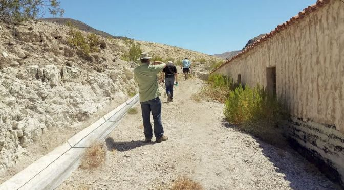 Scotty's Castle Projects Pass Environmental Assessment
