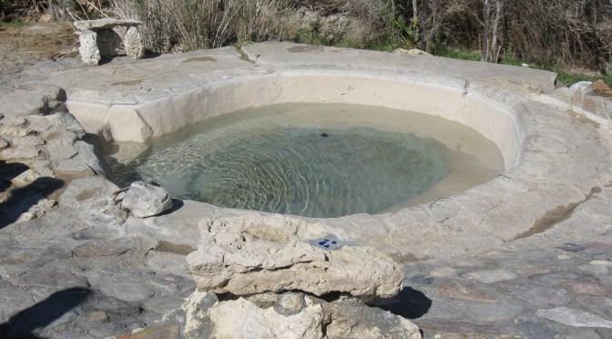 Saline Valley Warm Springs Management Plan Update