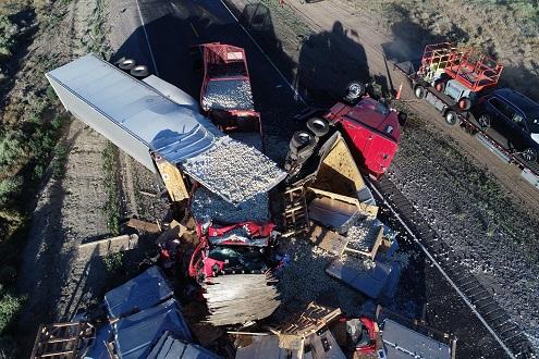 Fatal Crash on Highway-6 - KIBS/KBOV Radio