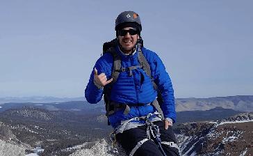 40-Year Old Hiker Found Deceased