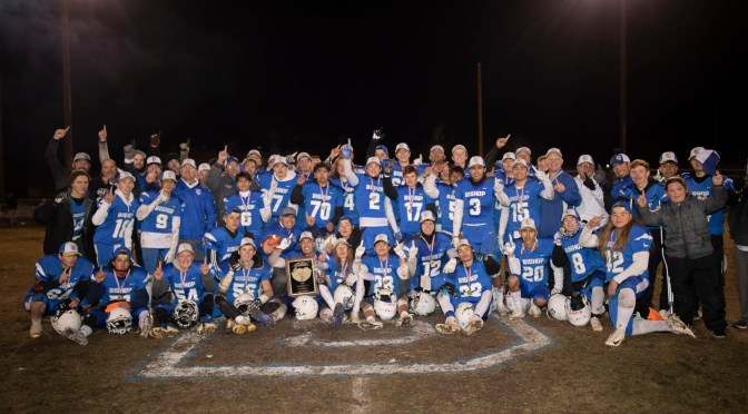 Bishop Union Win Third CIF Championship in School History