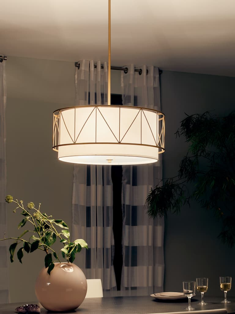 lighting for the art deco style