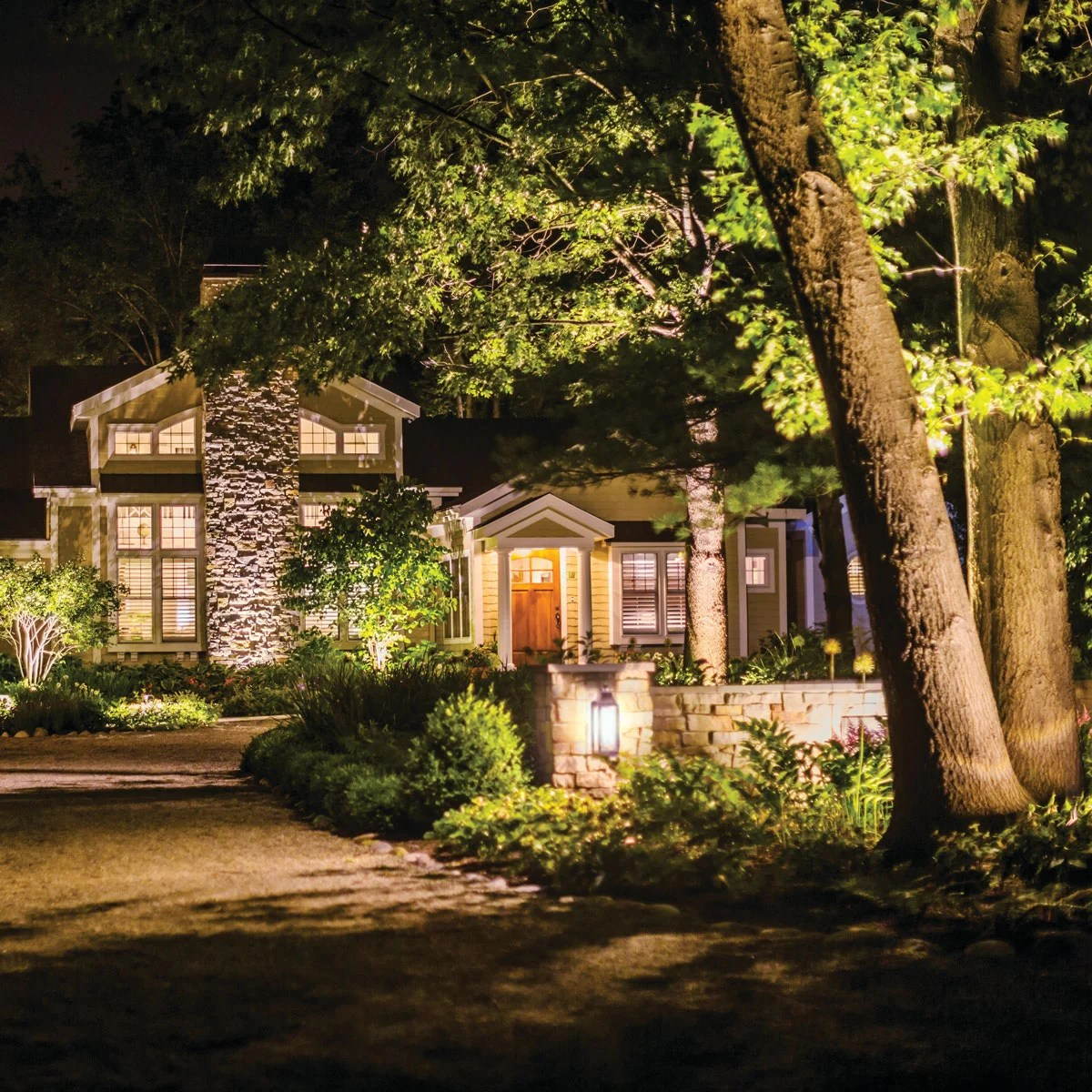tree lighting kichler lighting