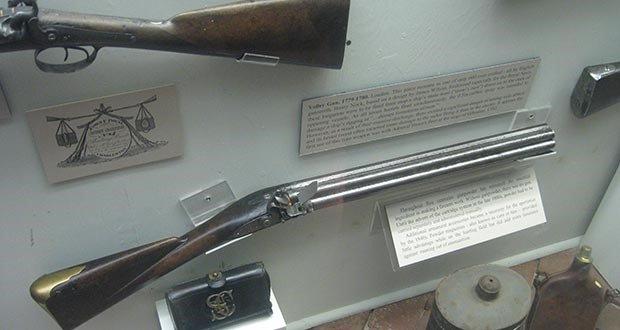 2 - The Nock Volley Gun