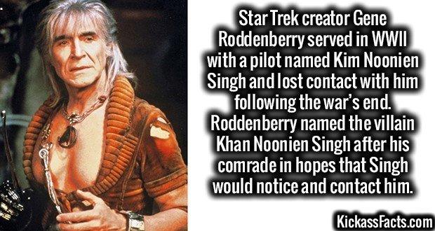 1981 Khan Noonien Singh