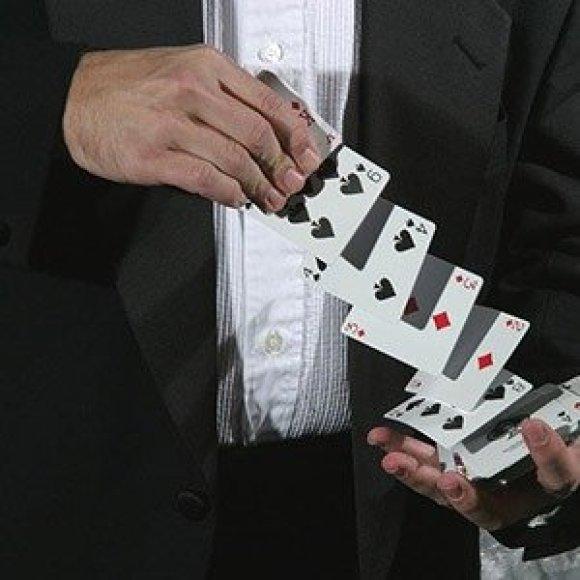 Shuffling cards