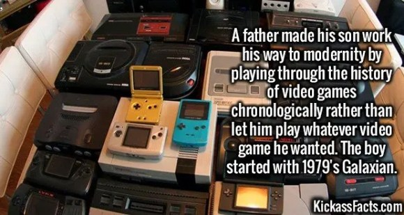 2764 Old game console