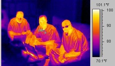 Heat Vision Googles
