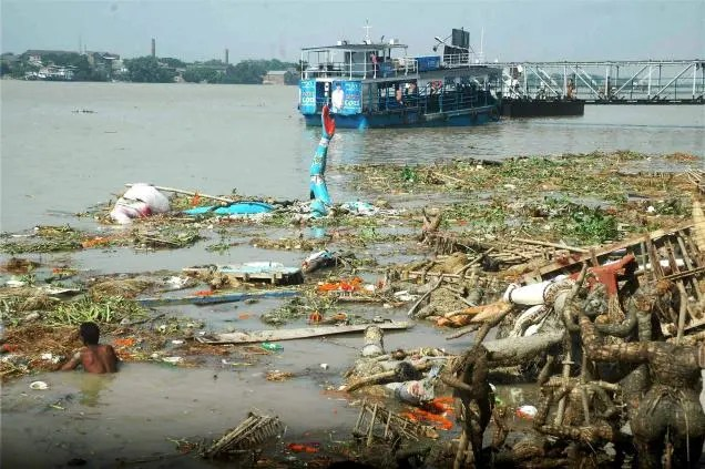 10 Most Polluted Rivers in the World | KickassFacts.com