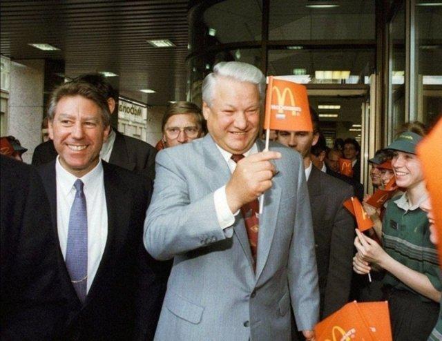 prezydent-rosji-Borysa-Jelcyna